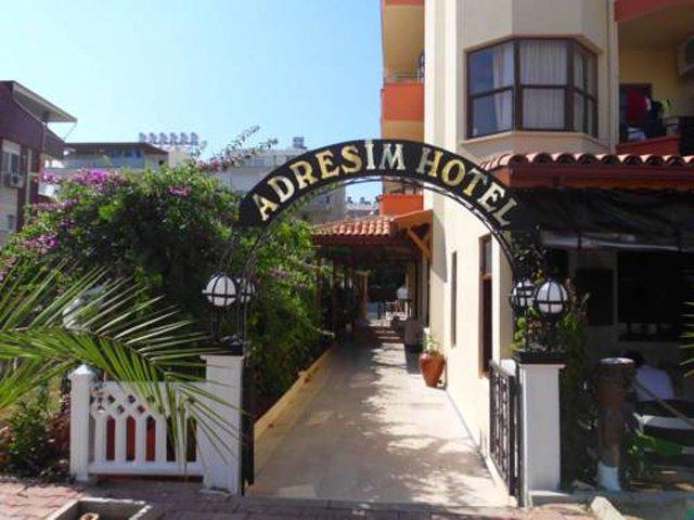 (E)Adresim Hotel949