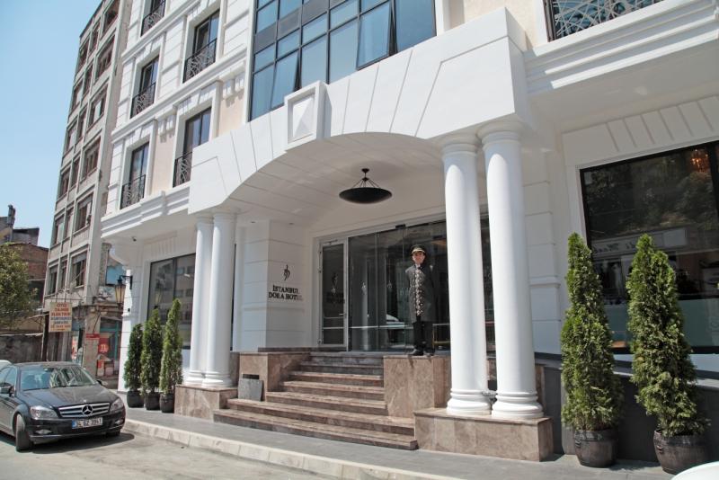 Istanbul Dora Hotel1116