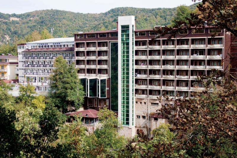 Oylat Kaplıcaları Caglayan Otel1279