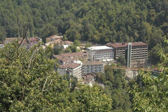 Oylat Kaplıcaları Caglayan Otel1280