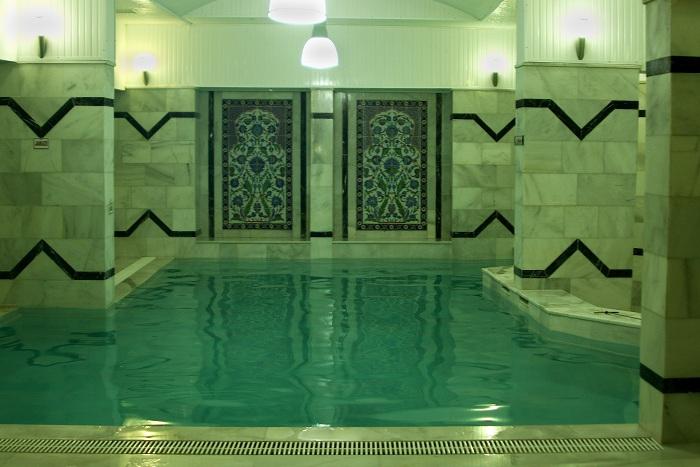 Oylat Kaplıcaları Caglayan Otel1282