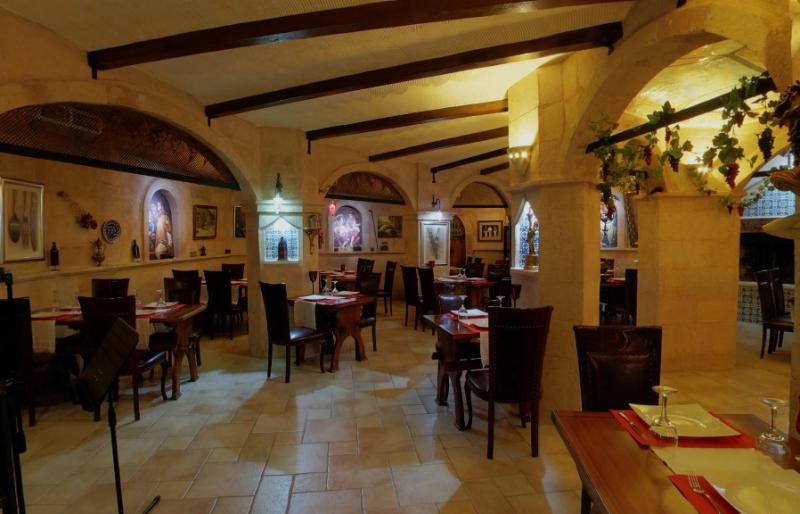 Grand Ata Park Hotel Şaraphane (Wine House)