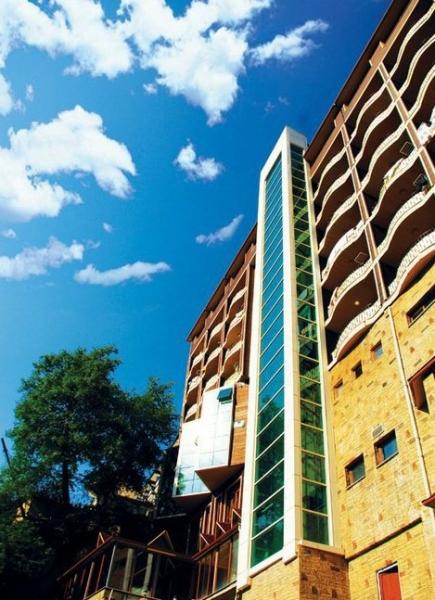 Oylat Kaplıcaları Caglayan Otel1592