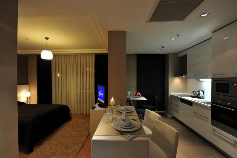 Avrupa Residence Suites1740