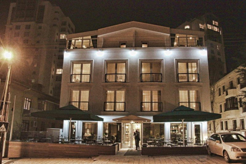 Koza Suite Hotel1957