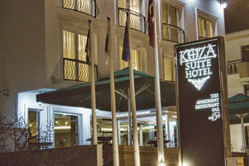 Koza Suite Hotel1960