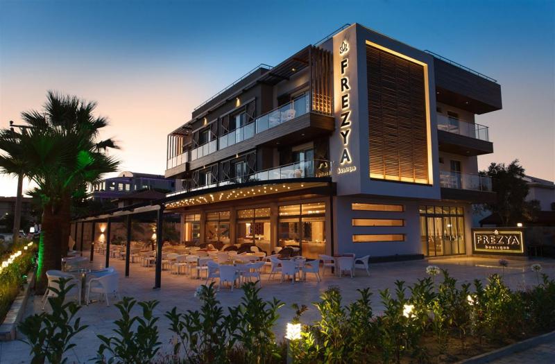Frezya Boutique Hotel2021