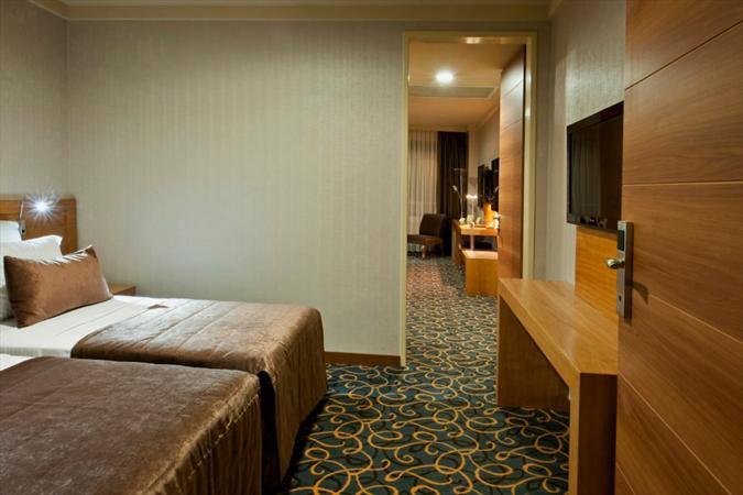 Volley Hotel Izmir2960