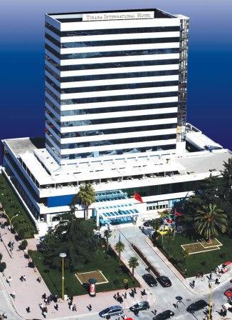 Tirana International Hotel & Conference 3295