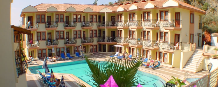 Belcehan Beach Hotel3410
