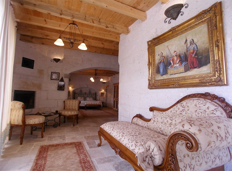 Kelebek Special Cave Hotel4392