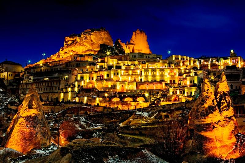 Cappadocia Cave Resort & SPA  4528