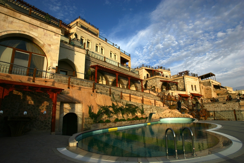Cappadocia Cave Resort & SPA  4530