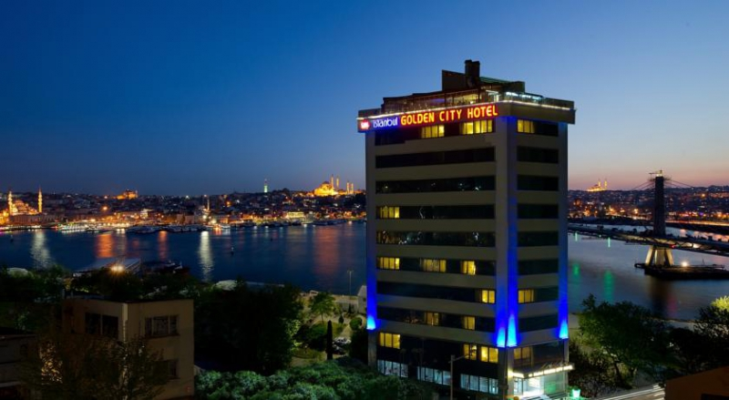 Istanbul Golden City Hotel4709