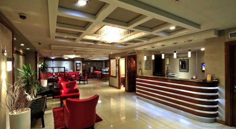 Istanbul Golden City Hotel4711
