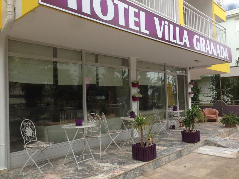 (EE)Hotel Villa Granada5441