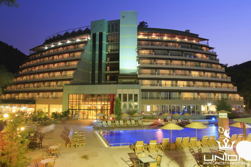 Union Palace Hotel6163