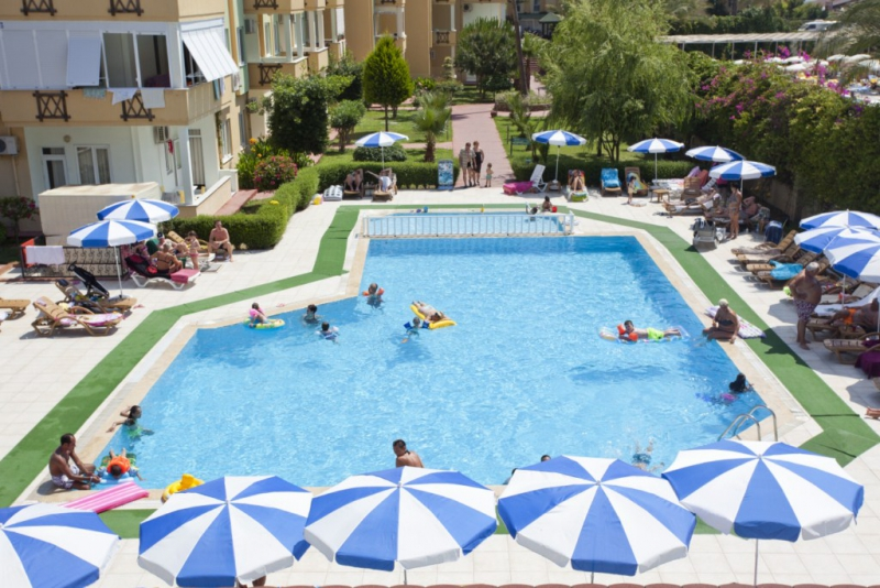 Hotel Titan Garden6617