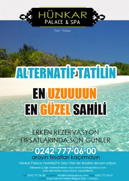 HÜNKAR PALACE HOTEL & SPA6840