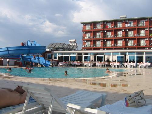 HÜNKAR PALACE HOTEL & SPA6841