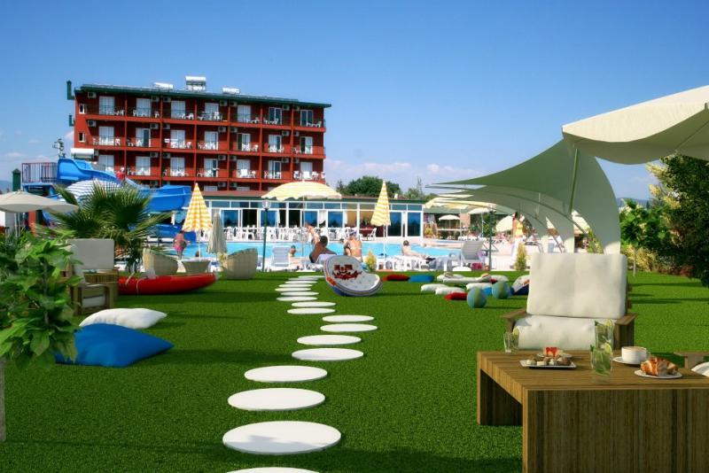 HÜNKAR PALACE HOTEL & SPA6846