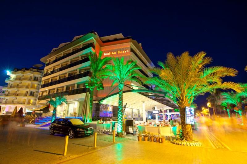 Malibu Beach Hotel6987