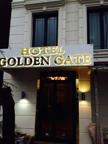 GOLDEN GATE HOTEL TOPKAPI7005