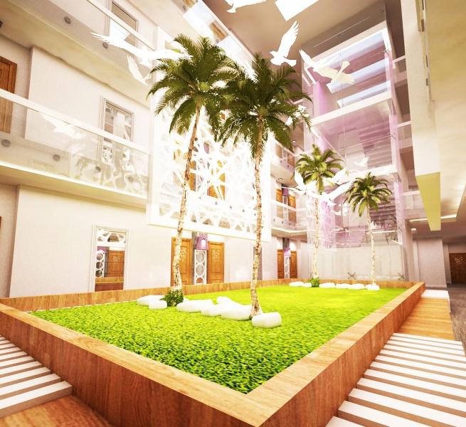 Port Nature Luxury Resort Hotel7071