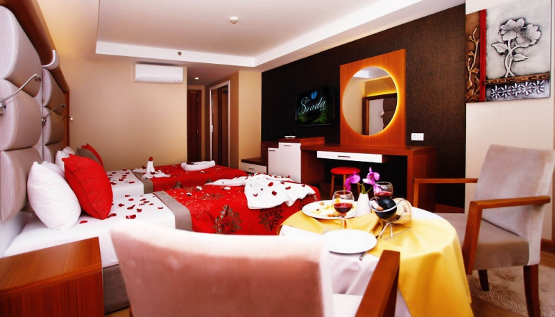 Green Suada Hotel7434