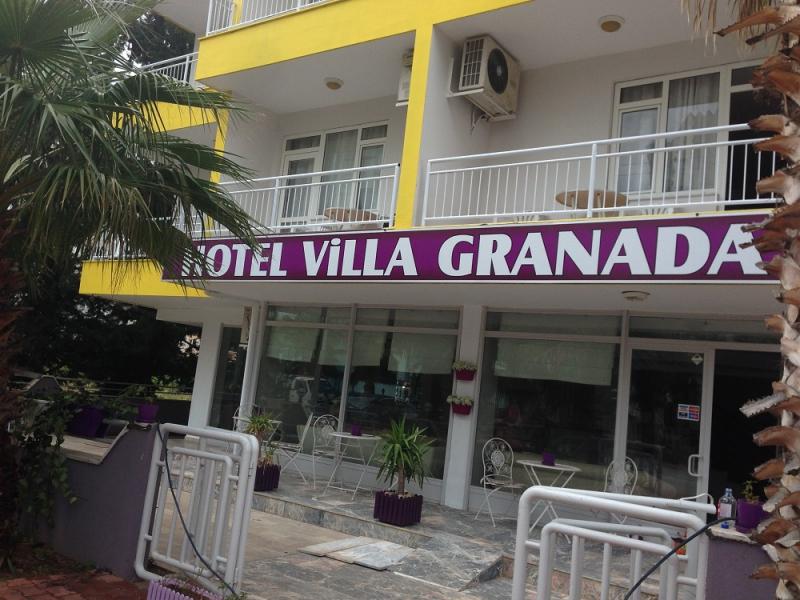 Hotel Villa Granada8144