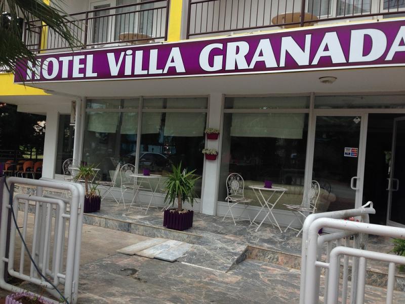 Hotel Villa Granada8145