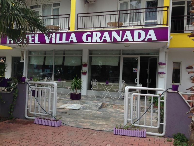 Hotel Villa Granada8146