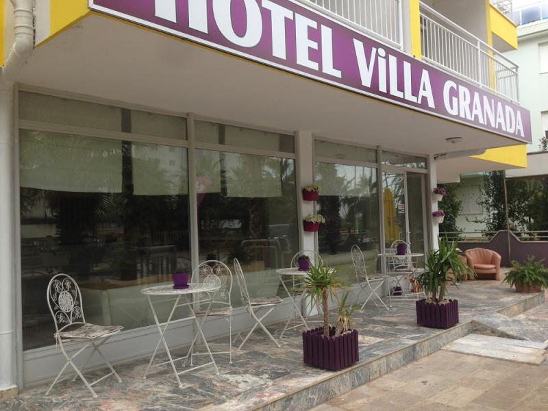 Hotel Villa Granada8148