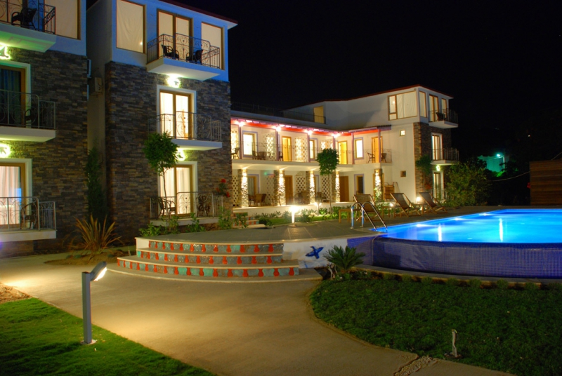 Cennet Park Hotel8487