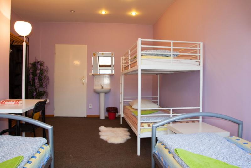 Sokolska Youth Hostel9308