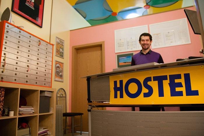 Sokolska Youth Hostel9315
