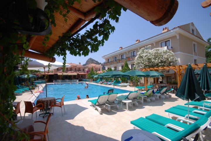 PERDIKIA BEACH HOTEL OLUDENIZ9325