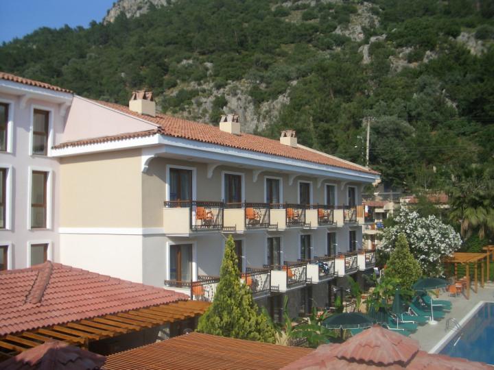 PERDIKIA BEACH HOTEL OLUDENIZ9327