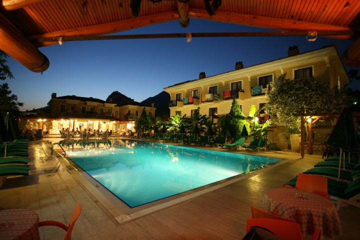 PERDIKIA BEACH HOTEL OLUDENIZ9328
