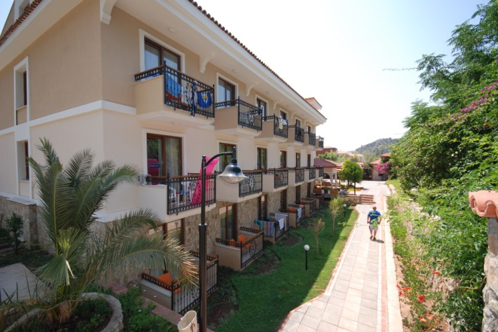PERDIKIA BEACH HOTEL OLUDENIZ9339
