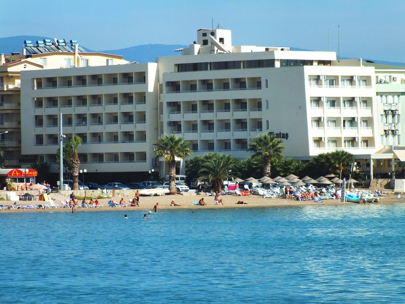 Tuntas Beach Hotel Altinkum9424