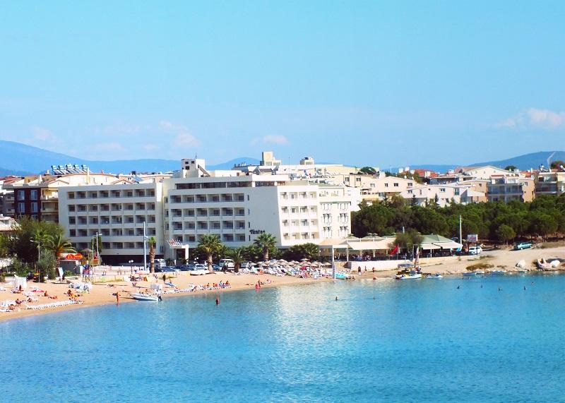 Tuntas Beach Hotel Altinkum9425