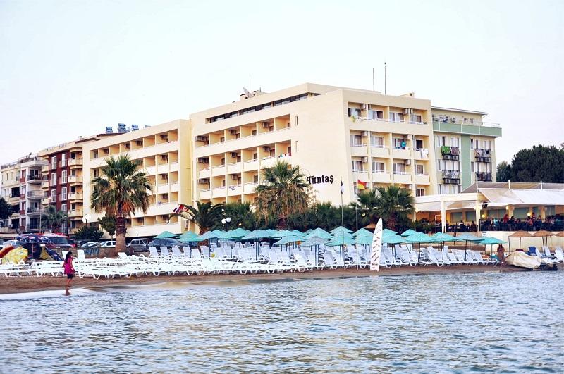 Tuntas Beach Hotel Altinkum9427