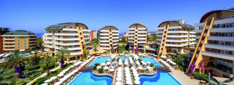 ALAİYE RESORT & SPA HOTEL9962