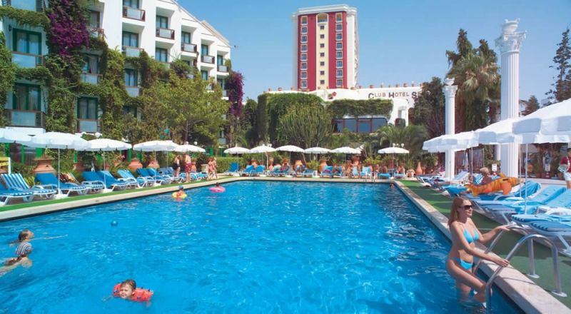CLUB HOTEL SERA DELUXE10815