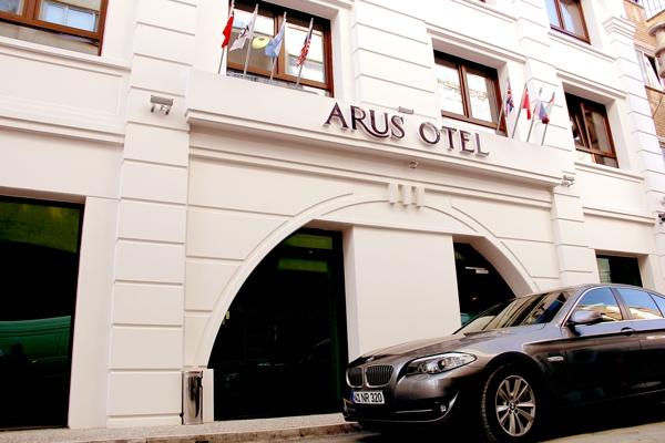 Arus Hotel10982