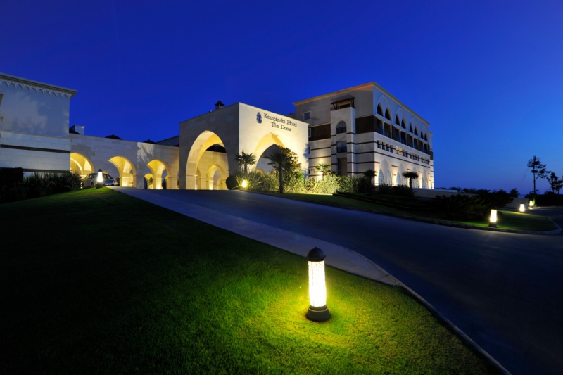 Kempinski Hotel The Dome11042