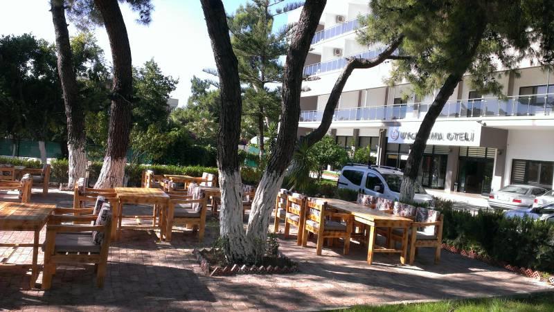 Uygulama Oteli Antalya11482