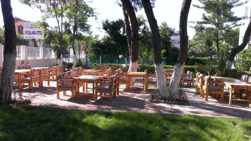 Uygulama Oteli Antalya11484